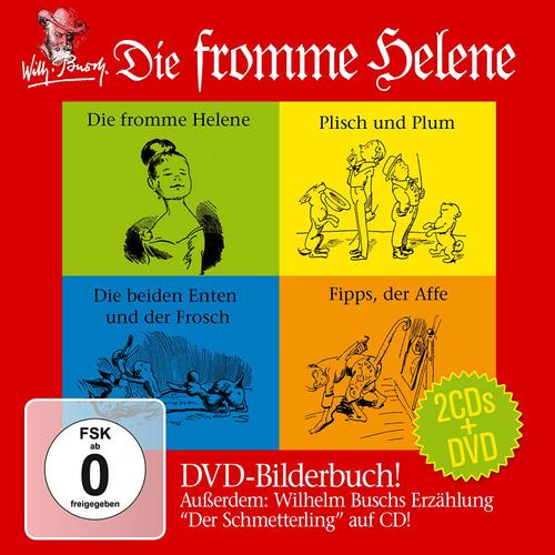 Fromme helene wilhelm busch