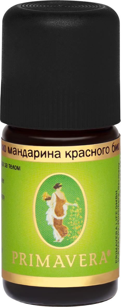 Primavera Life мандарин красный био Эфирное масло #1