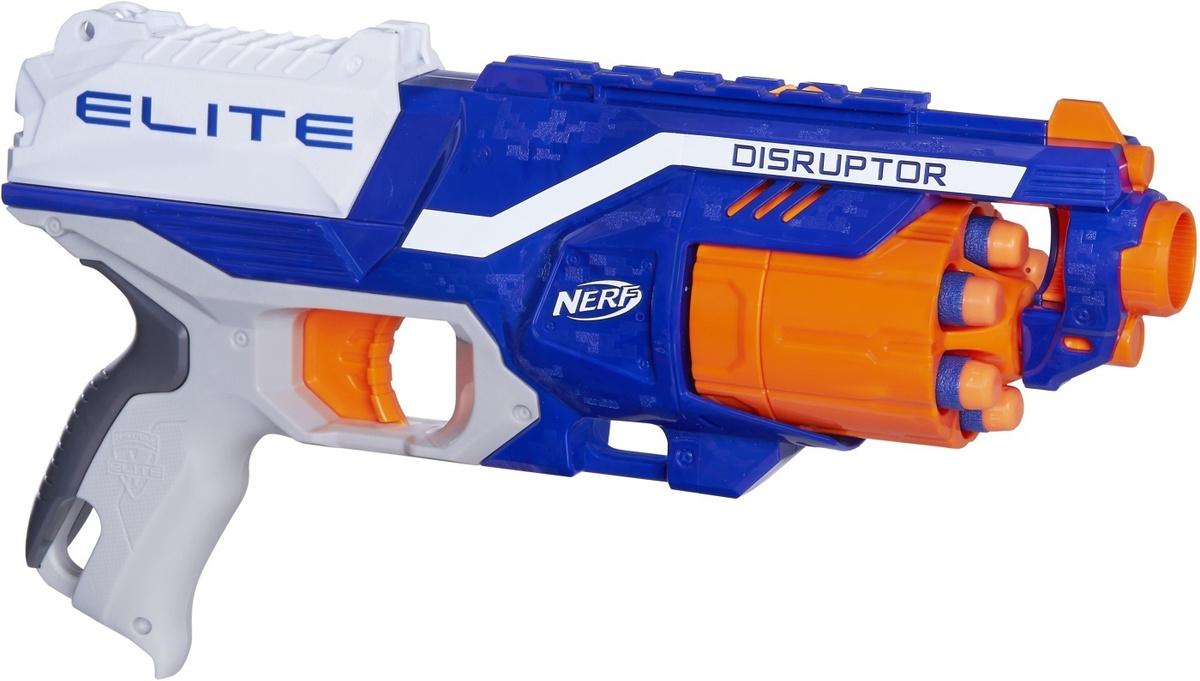 Nerf Бластер Elite Disruptor #1